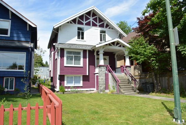 3555 West 5th Avenue, Vancouver, BC - $1,900