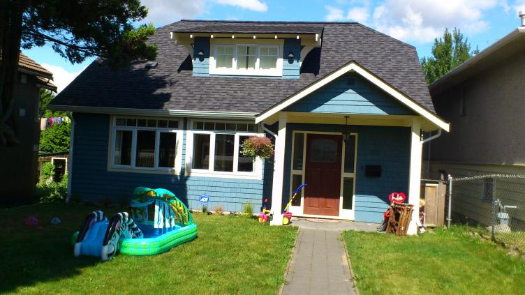 2515 East 27th Avenue, Vancouver, BC - $1,550